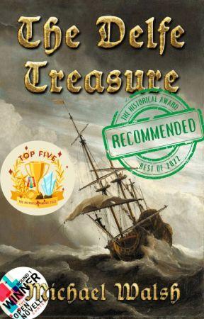 The Delfe Treasure -||- Open Novella Contest by ZonderZorg
