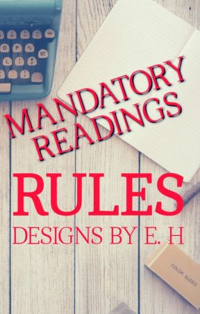 GRAPHIC SHOP RULES | DESIGNS BY E. H. by DesignsbyEH