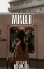 Wonder {SELF} by moonvanjoon