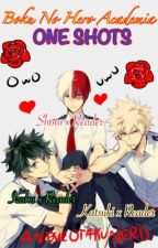 Boku No Hero Academia Main Male Trio x Reader| ONE SHOTS [REQUESTS ON HOLD] by Bangtan_Lads