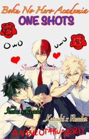 Boku No Hero Academia Main Male Trios x Reader  ONE SHOTS