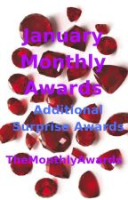 January Monthly Awards (Closed For 1 Year) by TheMonthlyAwards