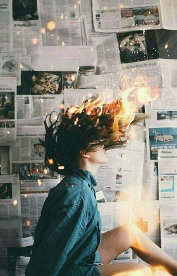 Yo nací para arder.
