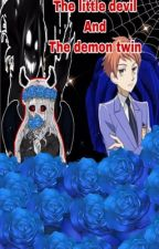 The little devil and the demon twin by Mayanater