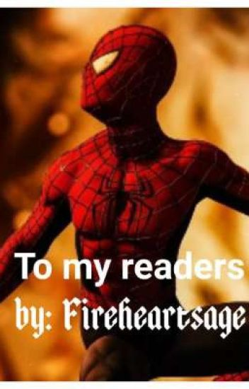 To my readers