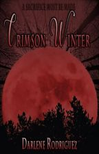 Crimson Winter {ONC entry} by R_Dreamer
