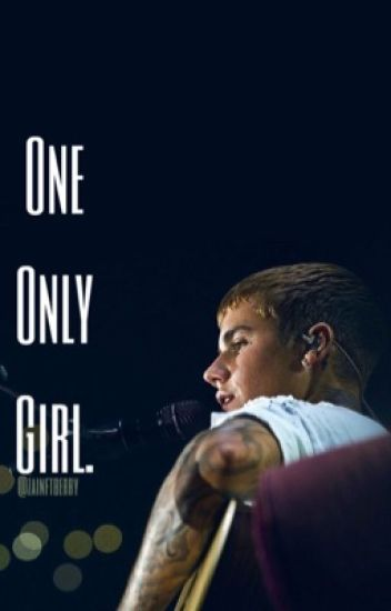 One only girl.