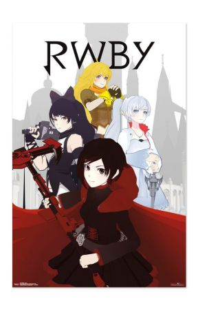 New RWBY Volume 2 (With Whiterose and Bumbleby) - RWBY