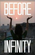 before infinity; toby mcdonough. by tobyndak