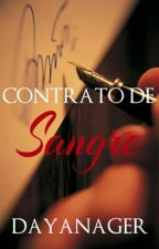 CONTRATO DE SANGRE by dayanaGer