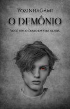 O demônio  by YozinhaGami