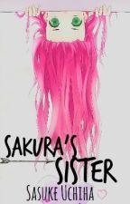 Sakura's Sister (Sasuke Uchiha) by InsaneWolfGirl