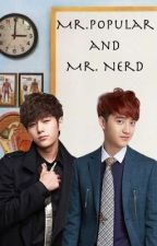 Mr. Popular and Mr. Nerd (boyxboy) by mrpenpal