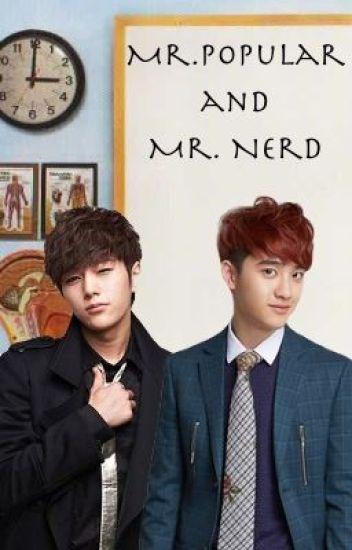 Mr. Popular and Mr. Nerd (boyxboy)