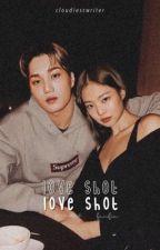 Love Shot | Jennie x Kai  by redvelvetwings_