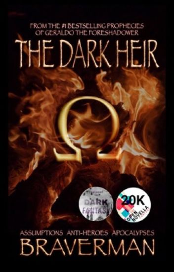 The Dark Heir (SHORTLIST - Open Novella Contest 2019)