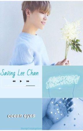 Saving Lee Chan by NerdyTomboyHero