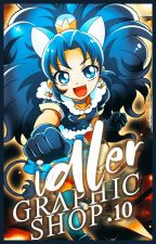 「CFCU!」Idler || Anime Graphic Shop .10 by FoxcatAI
