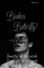 Broken Butterfly by Books_By_Coffee