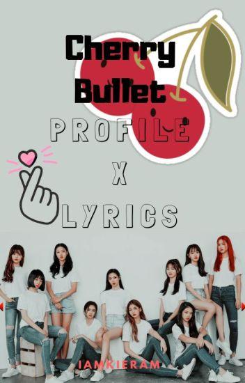 Cherry Bullet Profile X Lyrics