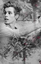 At the first sight // CZ, Luke Hemmings by Evie-ranger