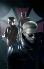 The Cure For Humanity (Albert Wesker x Reader) by KefGirl712
