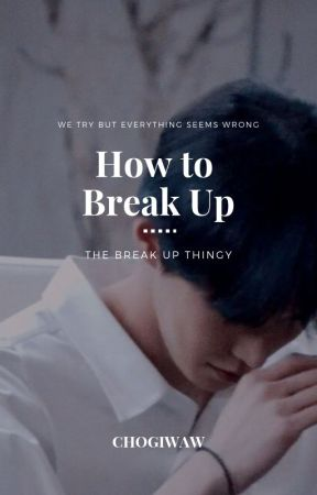 How to Break Up -Doyoung by chogiwaw