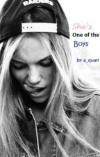 She's One of the Boys by angie_b_sharp