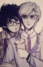 Драбблы по Гарри Поттеру. by Rio_Katsuki
