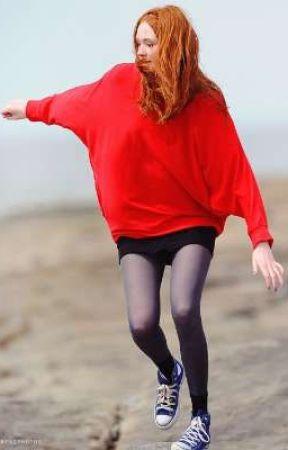 La bambina dai capelli rossi by itsaury91