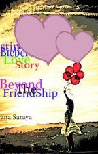 Justin Bieber Love Story-Beyond the Friendship by selvanasaraya