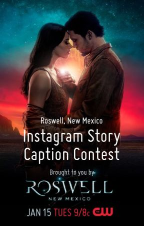 #RoswellNM Instagram Story Caption Contest by ScienceFiction
