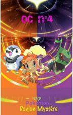 OC RP Pokémon Donjon Mystère | 4ème génération by Sacha_Touille