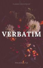 Verbatim by Maaike_tje