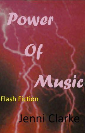 Power of Music by JenniClarke7