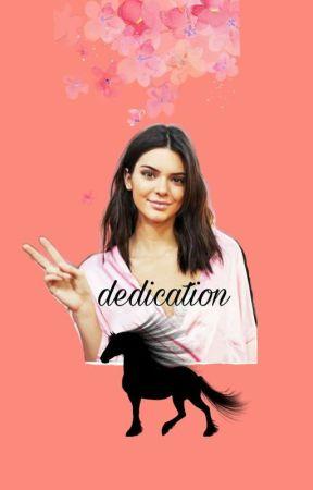 Dedication  by harmonizer2011