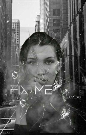 Fix Me {Bella Hadid/You}  [Book 2 ] by Alecia_Xo