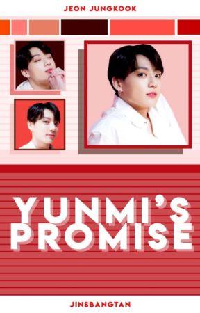 YUNMI'S PROMISE | JEON JUNGKOOK by jinsbangtan