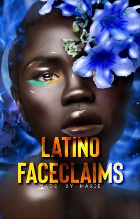 LA GOZADERA ➵ Latino Faceclaims by angourierice