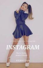 Instagram | HS & AG  by hxrryfan