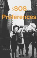 5SOS preferences by ChloeCreates