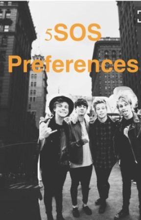 5SOS preferences by ChloeCreates