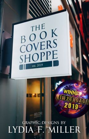 The Book Covers Shoppe || O P E N by 8lydia14m99