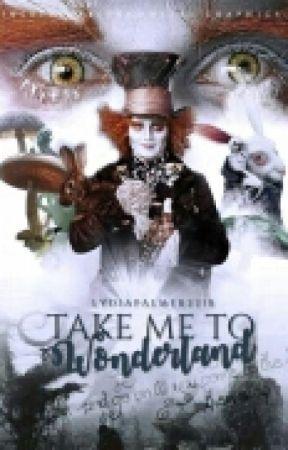 Take Me To Wonderland | Mad Hatter by lydiapalmer221b