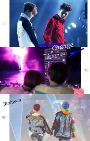 Change (BinHwan💙) by jungpiyo