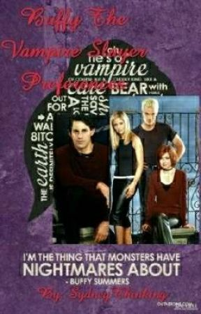 Buffy The Vampire Slayer Preferences by SidneyThinking