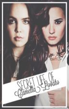 The Secret Life Of Camella Lovato by LittleDinahsaur
