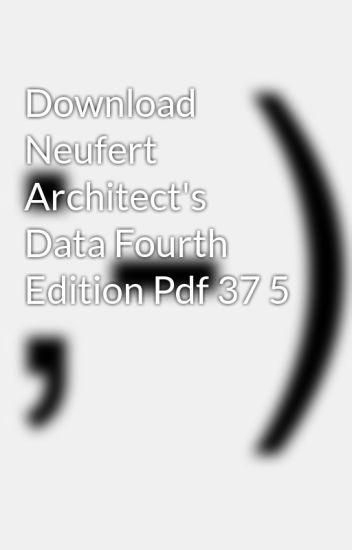 Architects Data Pdf