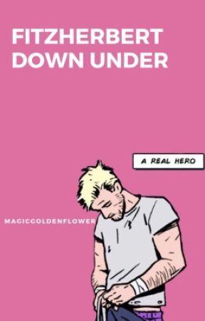 Fitzherbert Down Under by MagicGoldenFlower