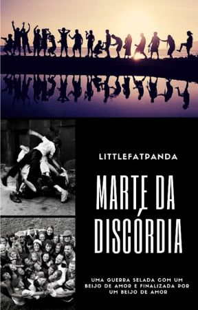 Marte da Discórdia by little_fatpanda
